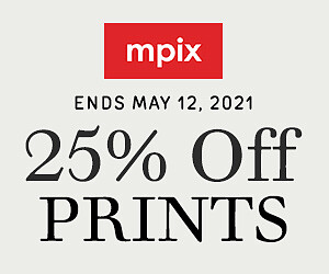 25% Off Prints - 5.21