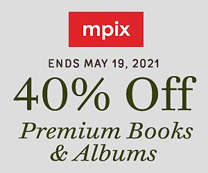 40% Off Books Albums - 5.21