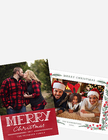 Photo Cards Custom Greeting Cards Create Personalized