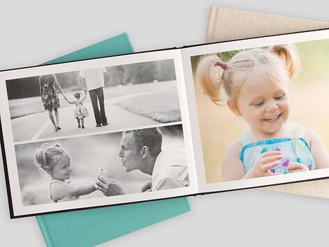 Premium Panoramic Photo Book
