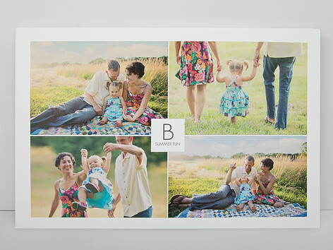 Softcover Panoramic Photo Books