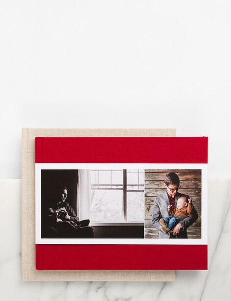 Premium Panoramic Photo Books