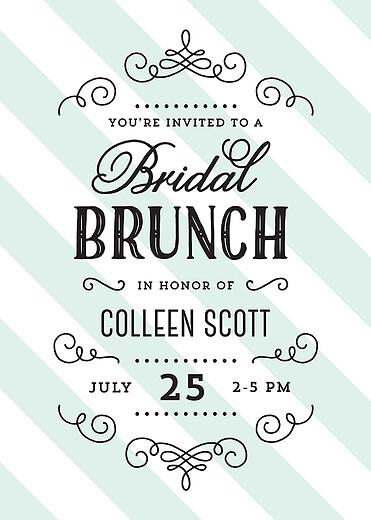 Bridal brunch bridal shower invitations by mpix invitations bridal brunch save front filmwisefo