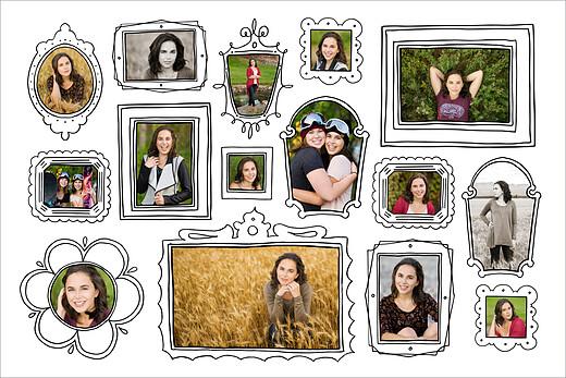Frame Set Horizontal | Collage Prints by Mpix