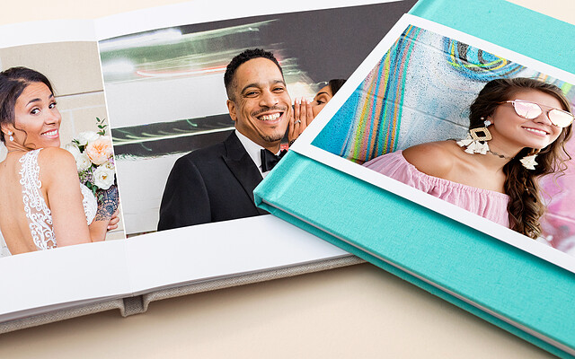 Premium Hardcover Photo Book