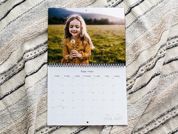 Personalized Calendar 2022.Personalized Wall Photo Calendars Mpix