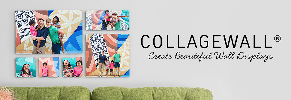 Collagewall® Displays