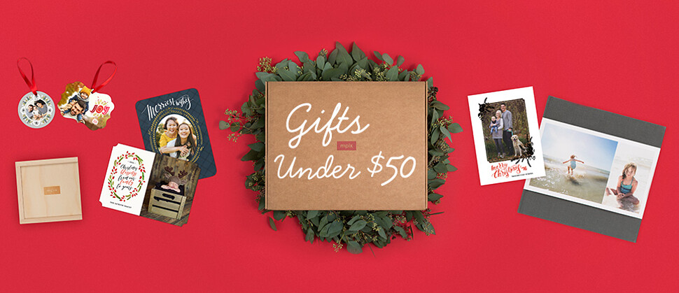 Holiday Gifts Under $50