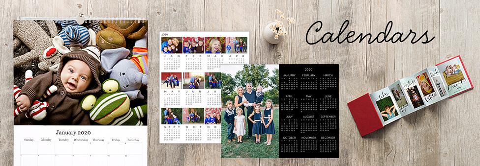 calendars photo calendars wall calendars mpix
